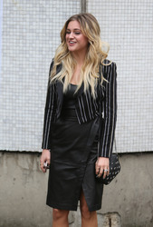 Kelsea Ballerini - Outside ITV Studios in London 3/8/18
