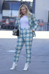 Iskra Lawrence - Out in LA 1/4/19
