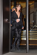 Bella Hadid - Leaving her hotel in Milan 2/23/18