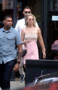 Jennifer Lawrence - Shopping in Paris 8/8/18