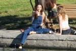 Selena Gomez at Lake Balboa park in Encino 02/02/2018256118737643873