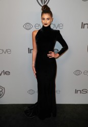 Taylor Hill - The 2018 InStyle And Warner Bros. 75th Annual Golden Globe Awards Post-Party in Beverly Hills 1/7/18