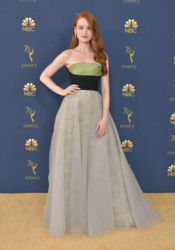 Madelaine Petsch - 70th Emmy Awards in LA 9/17/18