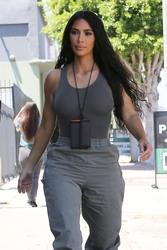 Kim Kardashian - Out in LA 7/23/18