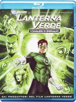 Lanterna Verde - I Cavalieri di Smeraldo (2011) .mkv FullHD 1080p HEVC x265 AC3 ITA-ENG