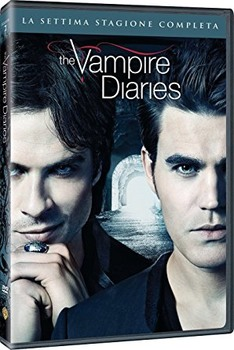 The vampire diaries - Stagione 7 (2016) 4xDVD9 + 1xDVD5 ITA-ENG-TED