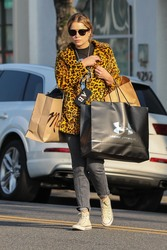 Ashley Benson - Shopping in Beverly Hills 12/12/18