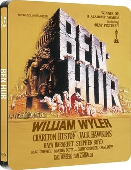 Ben-Hur (1959) [3-Discs - Ultimate Collectors Edition] Full Blu-Ray 83Gb AVC ITA DD 5.1 ENG DTS-HD MA 5.1 MULTI