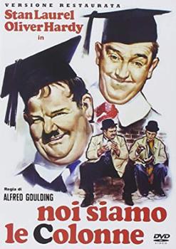 Stanlio & Ollio - Noi siamo le colonne (1940) DVD5 Copia 1:1 ITA-ENG