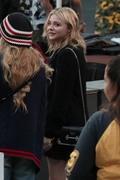 Chloe Grace Moretz - Arriving at the Post Malone Concert in LA 6/27/18