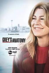 实习医生格蕾 第十五季 Grey's Anatomy Season 15