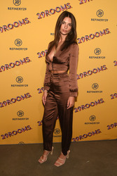 Emily Ratajkowski - Refinery29's 29Rooms Chicago: Turn It Into Art Opening Party 2018 7/25/18