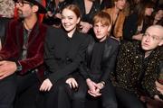 Lindsay Lohan - Saint Laurent Fashion Show in Paris 9/25/2018 2d0faf985772104