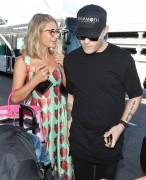 Paris Hilton - At LAX Airport 2/8/18