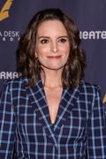 Tina Fey -                                    Drama Desk Awards New York City June 3rd 2018.