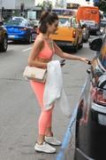 Olivia Culpo - Shopping at Walgreens in LA 4/3/19