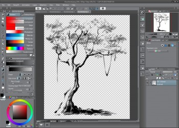 clip studio paint materiales descargar