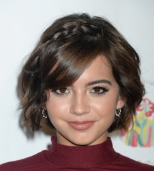 Isabela Moner - The Elizabeth Glaser Pediatric AIDS Foundation's 28th Annual Festival in Culver City 10/29/17