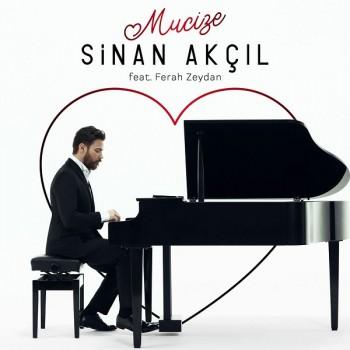 Sinan Akçıl, Ferah Zeydan - Mucize (2019) Single Albüm İndir
