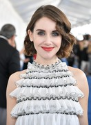 Alison Brie  -        Film Independent Spirit Awards Santa Monica March 3rd 2018.
