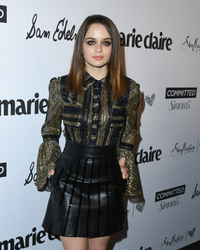 Joey King - Marie Claire's 5th Annual 'Fresh Faces' in LA 4/27/18