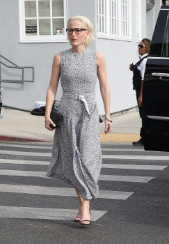 Gillian Anderson, BAFTA LA tea party, LA 06/01/2018