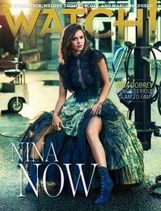 Nina Dobrev -         CBS Watch Magazine March/April 2019.