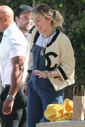 Miley Cyrus - At Nobu in Malibu 4/6/19