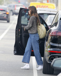 Dakota Johnson - Out in Beverly Hills 12/13/18