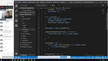 React - Интенсивный курс для программистов (2019) Видеокурс
