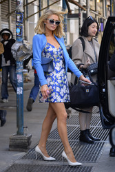 Paris Hilton - Out in NYC 4/22/18