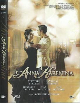 Anna Karenina [miniserie televisiva] (2013) 2xDVD5 COPIA 1:1 ITA