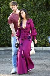 Olivia Munn - Leaving her home in Beverly Hills 3/4/18