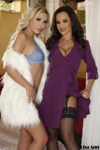 Lisa Ann & Carmen Caliente - Lisa Loves