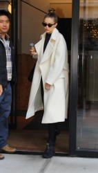 Gigi Hadid - Out in NYC 1/10/18