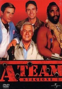 A-Team - Stagione 1 (1983) 4 X DVD9 + 1 X DVD5 ITA-ENG-FRA