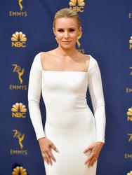 Kristen Bell - 70th Emmy Awards in LA 9/17/18