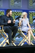 Elizabeth Banks -                       Warner Brothers Panel Comic-Con July 21st 2018.