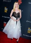 Elle Fanning - 'Galveston' premiere in LA 9/23/18