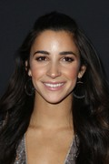 Aly Raisman -          Sports Illustrated Swimsuit 2018 Launch Event NYC February 14th 2018.