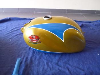Restauration MONDIAL 125cc Champion Lusso. - Page 2 9cb567844593854
