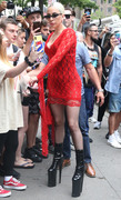 Lady Gaga - Arriving at a studio in NYC 6/27/18