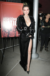 Bella Thorne - Assassination Nation Premiere in LA 9/12/18