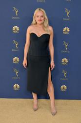 Elisabeth Moss - 70th Emmy Awards in LA 9/17/18