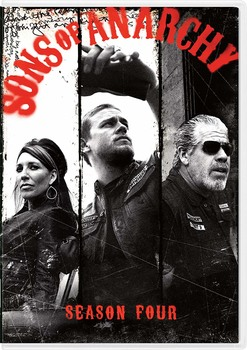 Sons Of Anarchy (2011) Stagione 4 [Completa] 4XDVD9 Copia 1:1 ITA/ENG/SPA
