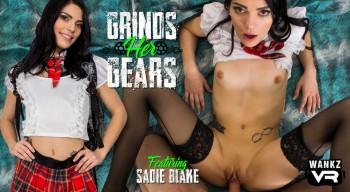 Sadie Blake (Grinds Her Gears) HD 1080p