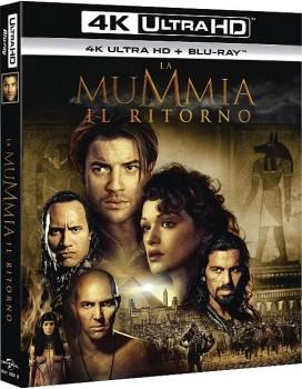 La Mummia - Il Ritorno (2001) Full Blu-Ray 4K 2160p UHD HDR 10Bits HEVC ITA DTS 5.1 ENG DTS-HD MA 7.1 MULTI