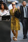 Katy Perry - Arriving at Jimmy Kimmel Live in Hollywood 3/5/18