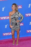 Audrina Patridge - 2018 MTV VMA's in NYC 8/20/18