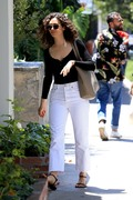 Emmy Rossum - Shopping in West Hollywood 5/15/18